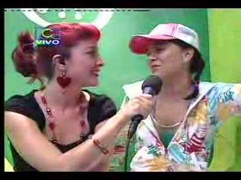 Greeicy Gala 7 parte 1 Factor Xs Colombia 2007