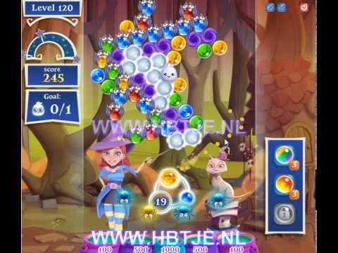 Bubble Witch Saga 2 level 120