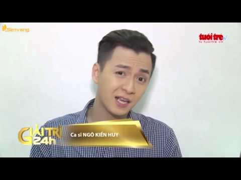 'Chàng Bắp' Ngô Kiến Huy và chuyện làm MC | Giải trí 24h