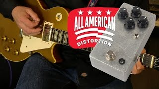 Watch the Trade Secrets Video, JHS All-American Distortion Pedal Kit Video