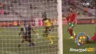 أهداف مباراة المغرب 3- 1 اوغندا