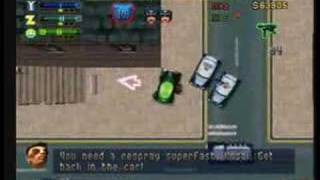 Grand Theft Auto 2: Job #4 Bank Robbery!