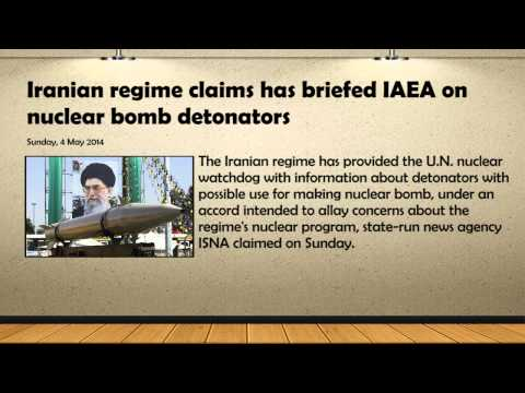 Has Iran briefed IAEA on Nuclear Bomb Detonators? | IRGC members killed in SYRIA