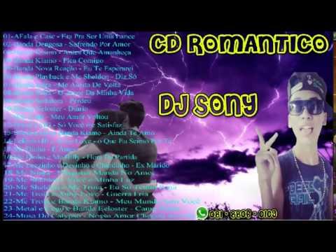 O MELHOR CD DE BREGA ROMÂNTICO DE - 2014