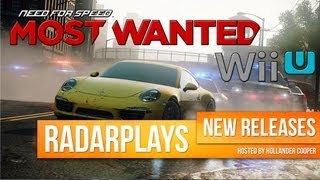 Need for Speed: Most Wanted Wii U - RadarPlays New Releases view on youtube.com tube online.