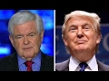 Newt Gingrich: Trump represents the end of the lefts world