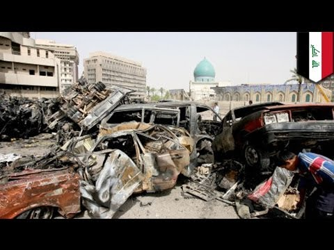 Baghdad blasts: at least 25 killed in 4 bombings