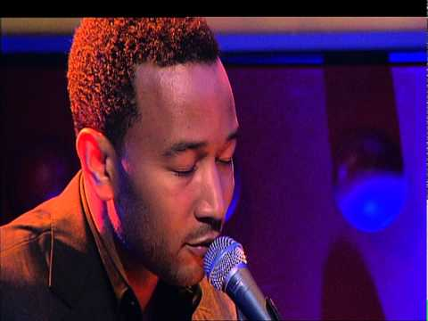 John Legend - All Of Me (Live @ De Wereld Draait Door)