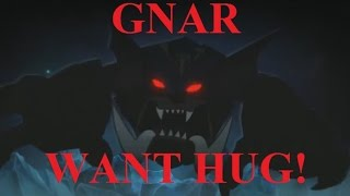 Gnar New LoL Champion On PBE Check Description For Links