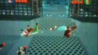 Lego Star Wars Walkthrough: Episode 1 (Level 1 And 2