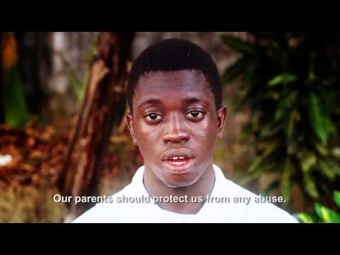 Make the Invisible Visible: END VIOLENCE and Protect Children in Sierra Leone