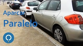 Como estacionar un coche en paralelo