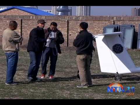Aviones ultralivianos son la nueva sensación de los pilotos en China