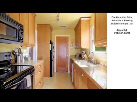 6613 Fauntleroy Way SW, Seattle, WA Presented by Jason Hull.