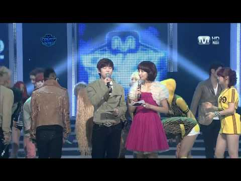 "BIGBANG 0317 M COUNTDOWN ""TONIGHT"" 1st Award"