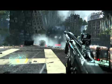 [Е3 2012] Crysis 3 - Геймплей [RU]