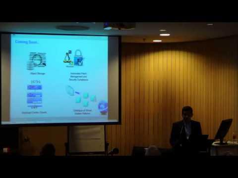 IBM's Research Compute Cloud   Dileban Karunamoorthy