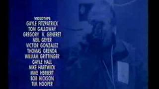 CBS 1994 Olympics Closing Credits