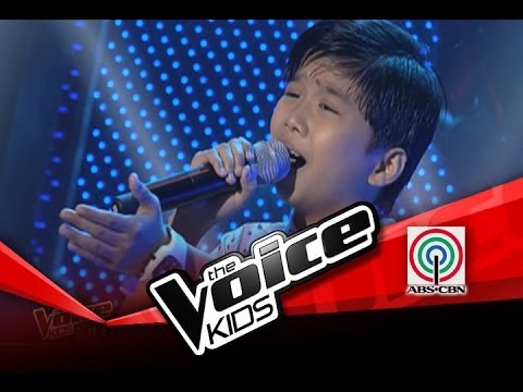 The Voice Kids Blind Audition - Habang May Buhay