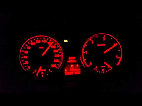 Bmw 535d acceleration 0-200
