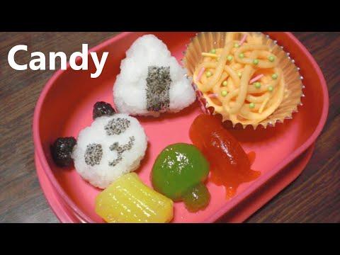 Kracie - popin' cookin' #5 - bento candy making kit, Popin' in' - Japanese DIY candy kit
