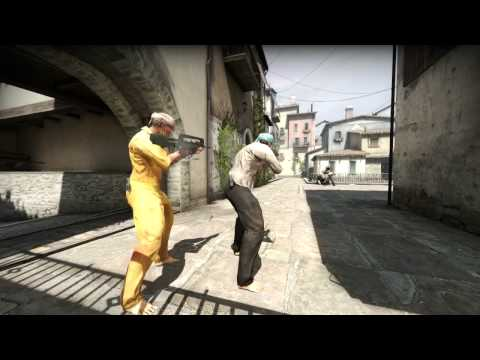 Counter-Strike: Global Offensive Beta - Hostage-Strike