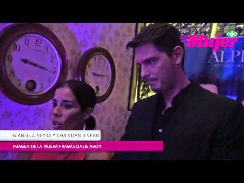 Gianella Neyra y Cristian Rivero: una pareja llena de seducción