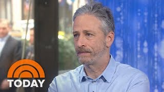 Jon Stewart: I Was 'Shocked' At Sexual Misconduct Accusations Against Louis C.K. | TODAY