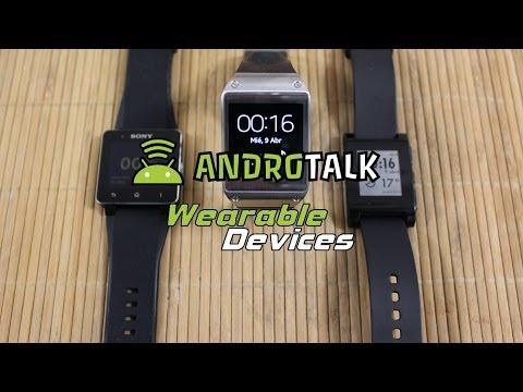 Sony Smartwatch 2 vs Galaxy Gear vs Pebble: Notificaciones, llamadas y metereología