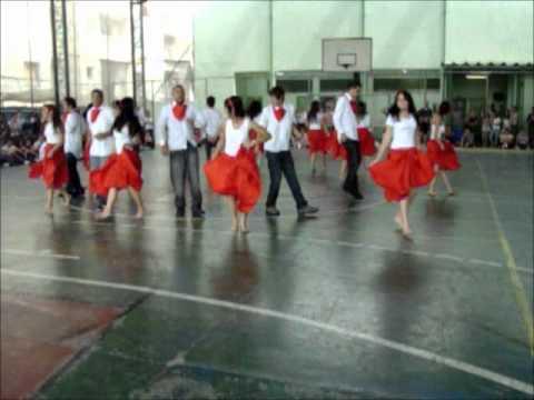 Escola MMO - Dança Mato Grosso (Siriri) 3ºF
