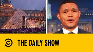 France Has Delayed The End Of The World | The Daily Show