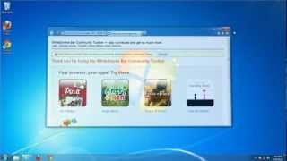 How To Uninstall (remove) Whitesmoke Toolbar (search