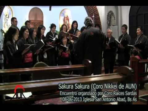 Sakura Sakura - Coro Nikkei (de AUN)