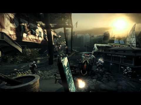 Crysis 2 - трейлер многопользовательской демо-версии