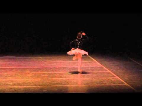 Vivendo para o ballet♥♥ - Magazine cover