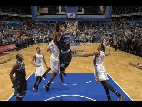 Taco Bell Buzzer Beater: Tobias Harris vs The OKC Thunder