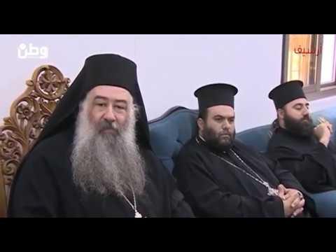 واصل ابو يوسف لوطن :  ندعو الكنيسة الارثوذكسية لوقف بيع الاراضي لاسرائيل فورا