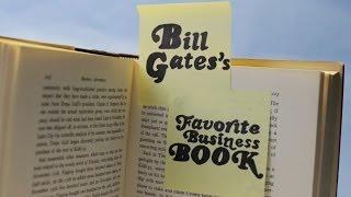 Bill Gates's Favorite Business Book