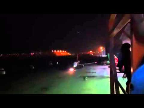 Malaysian Flight MH192 safe landing