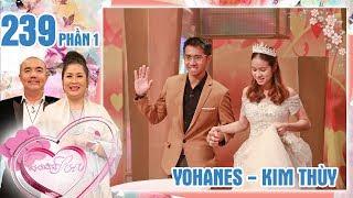 Chàng rể Indonesia gây ấn tượng với vợ bằng chiếc...quần đùi | Yohanes - Kim Thùy | VCS #239 💋