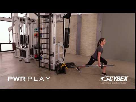 Cybex PWR PLAY - Power Pivot Single Arm Row