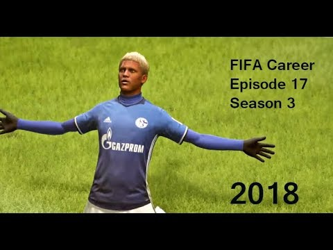 El Ceeniho | FIFA 18 Player Career #17 | September 2018 | Schalke | Season 3