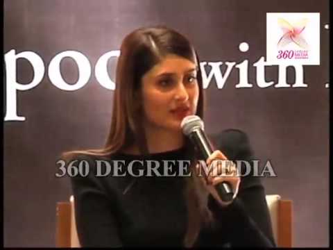 Kareena says an Indian woman looks her best wearing a saree, have to still dress as per the ocassion