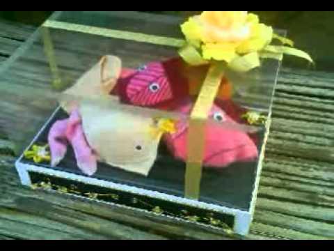 mahar 4 Dimensi / Serahan Pengantin.. By. Village Handmade Kerek - Tuban