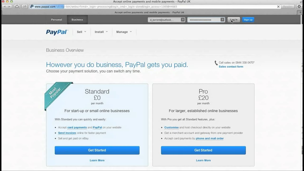 how to add paypal account to google play