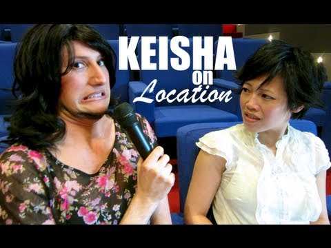 Keisha On Location