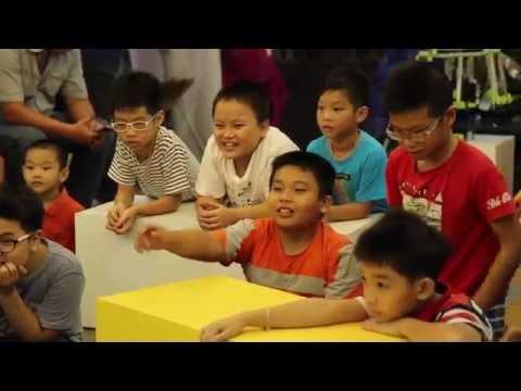 Andrew's Toys Workshop - Vị thần sức mạnh - 21/05/2016