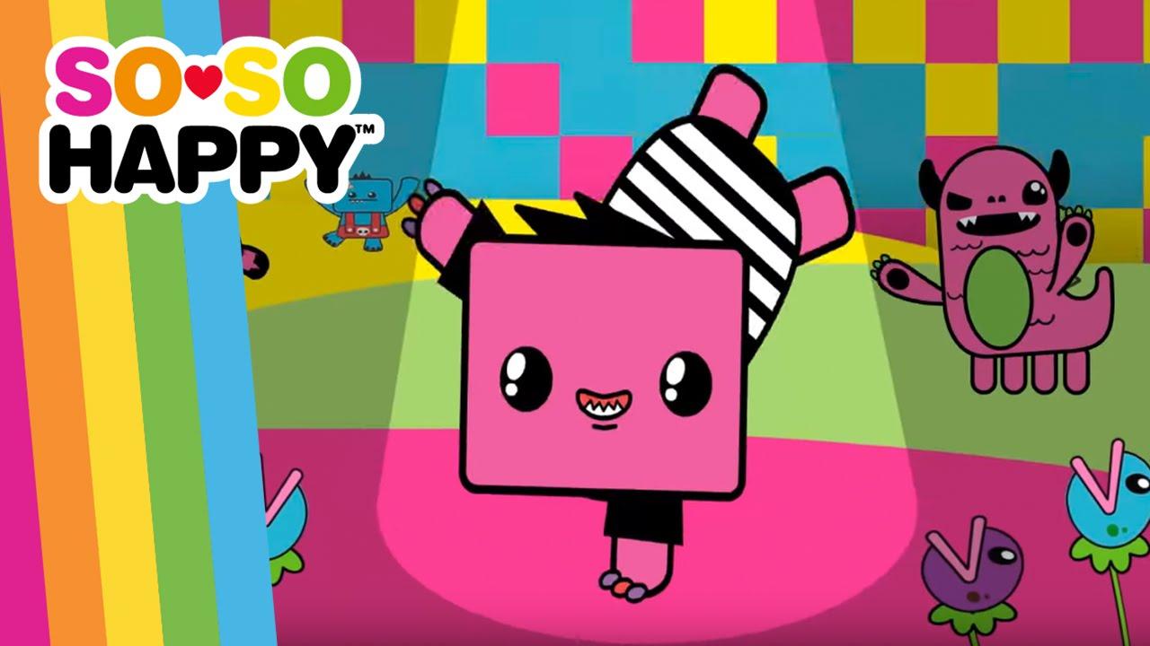 so so happy taco garden animation youtube. Black Bedroom Furniture Sets. Home Design Ideas