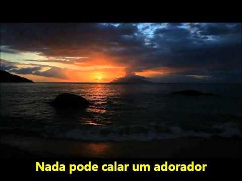 Eyshila - Nada Pode Calar Um Adorador (Playback com Legendas)