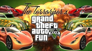 Video Grand Theft Auto 5 Funtage: Episode 3: Racing Vanoss And